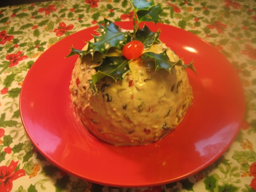 christmas iced pudding recipe