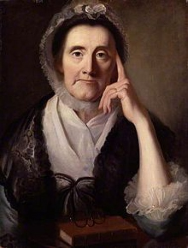 The Countess of Huntingdon (1707 – 1791) always conducted herself in a highly virtuous and religious manner, although was known to be haughty and keen on bossing men about especially the students of her college and her chaplains.