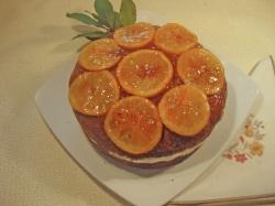 ORANGE  YOGURT  CAKE     recipe
