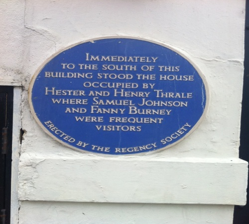 Frances (Fanny) Burney (1752-1840) master of the novel of social courtship and, according