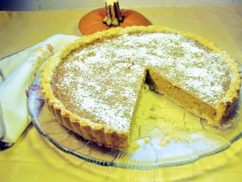 Piumpkin Pie Recipe